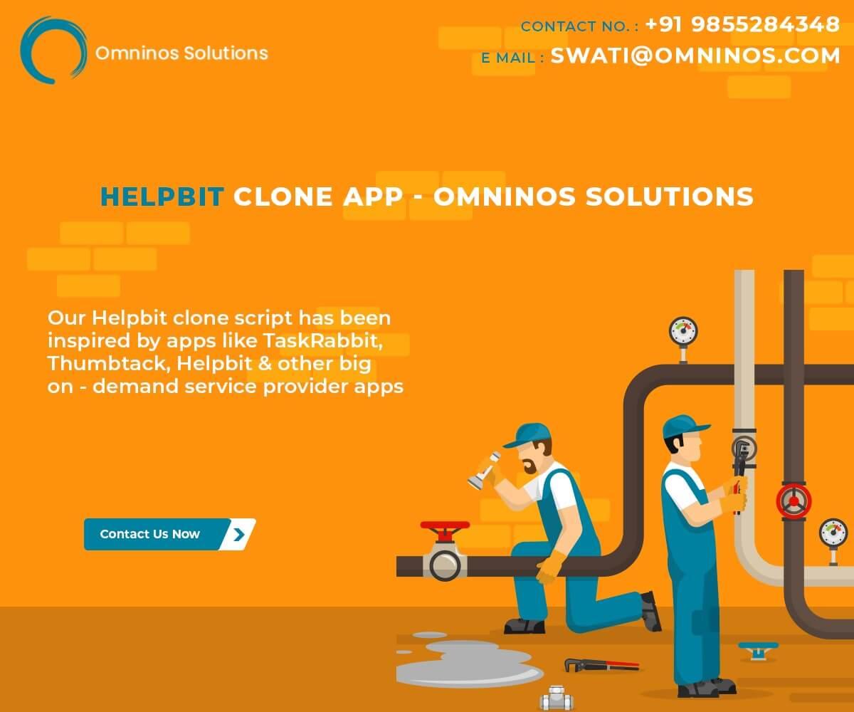 FEATURES OF HELPBIT CLONE APP