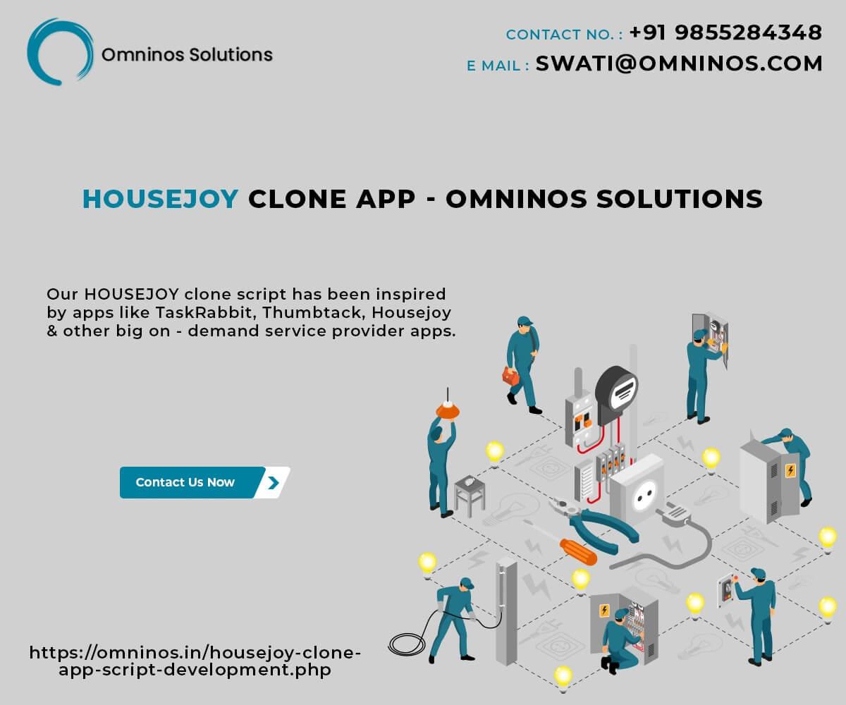 Housejoy clone App Script