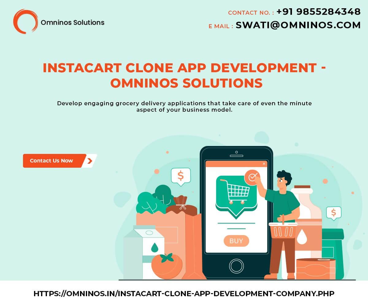 Instacart Clone Script