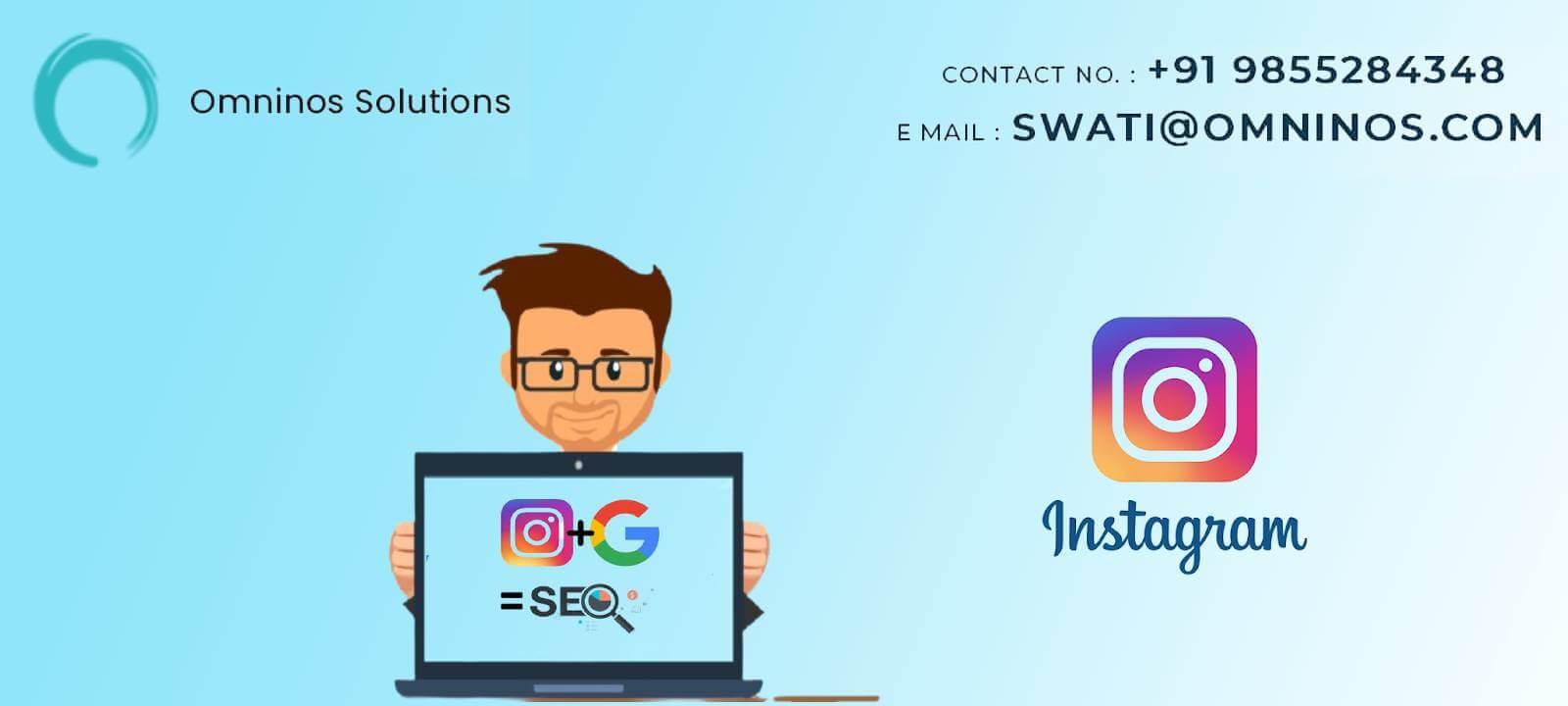 Omninos solution instagram social media clone app development