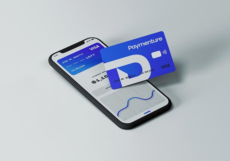 omninos solution paypal card