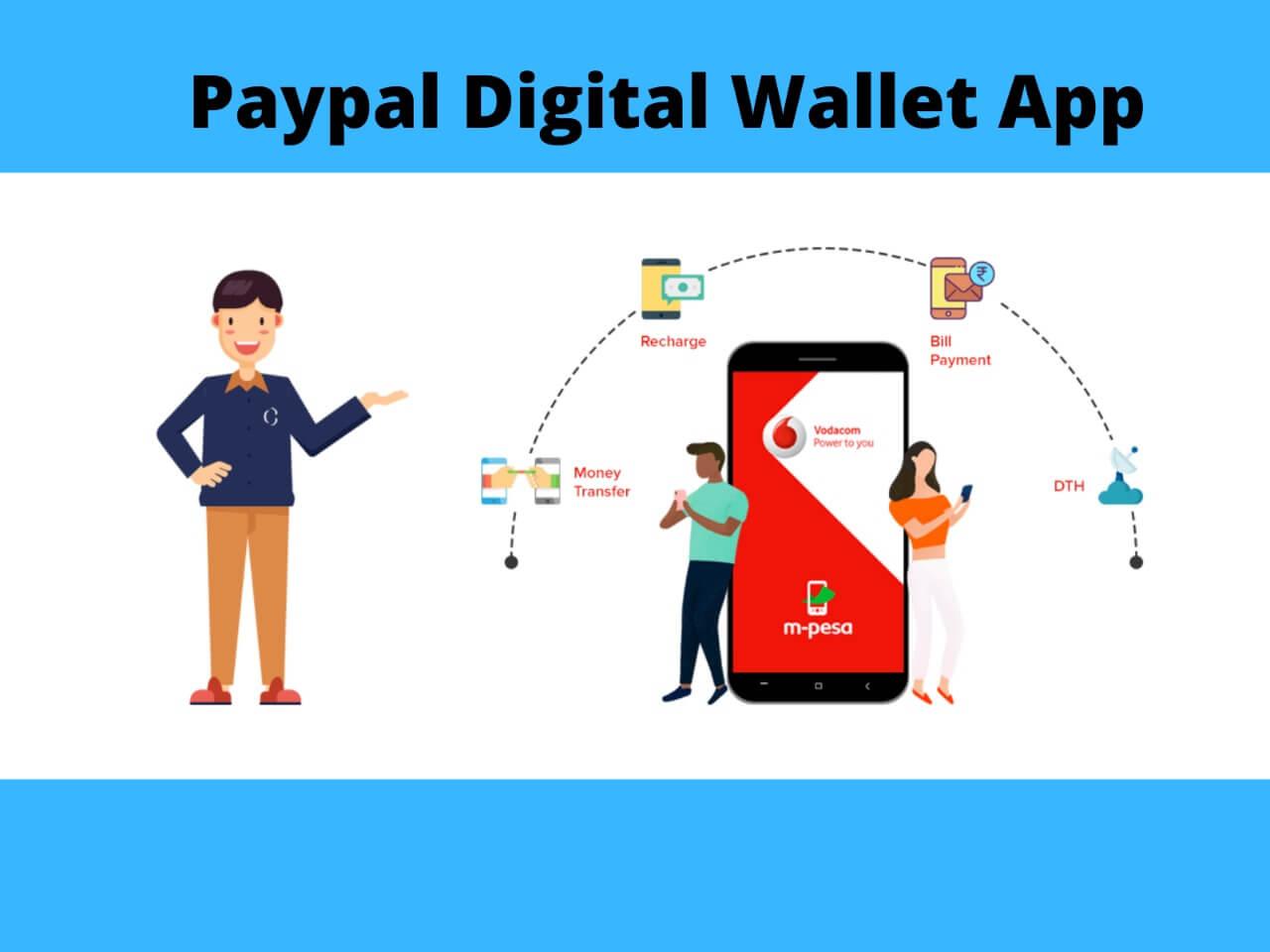 omninos solution paypal ewallet clone app development
