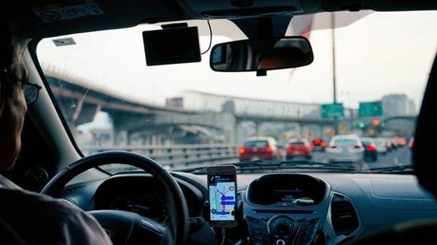 omninos solution taxi clone app development