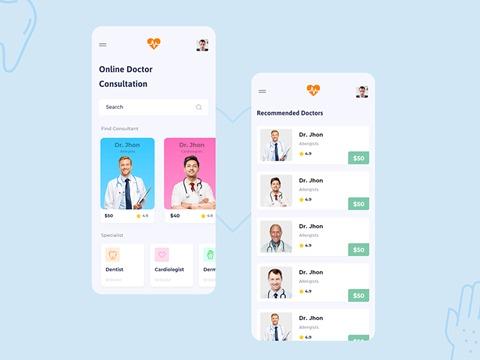 Telemed app Omninos Technologies