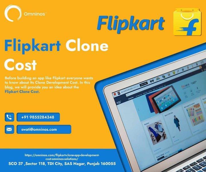 FlipKart Clone APP Development Cost