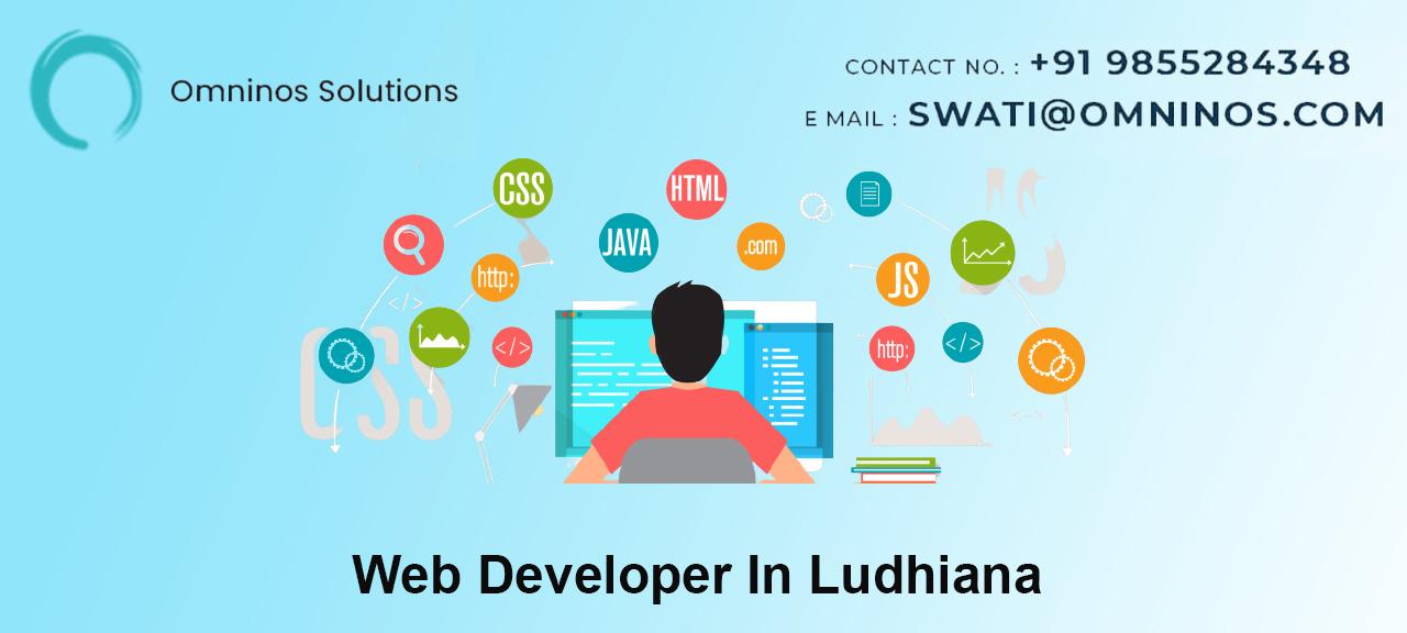 Web Developer In Ludhiana
