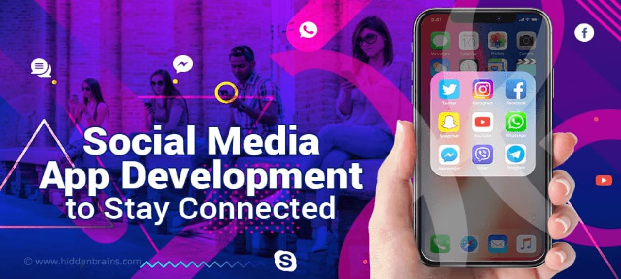 Social-media-app-development