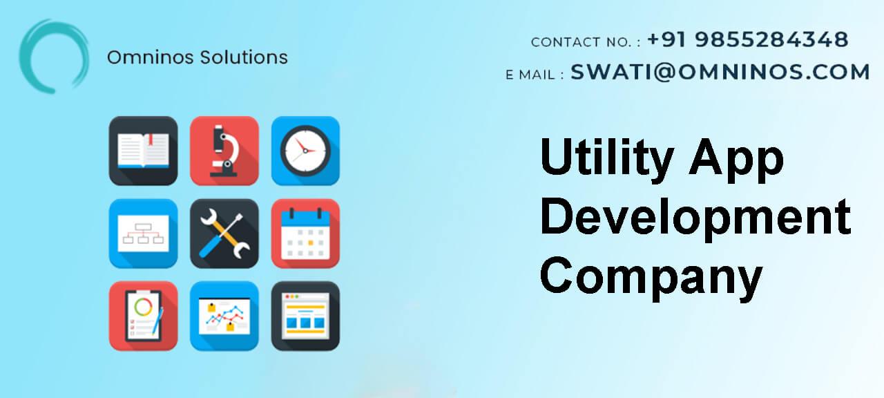 Utility App Development Company