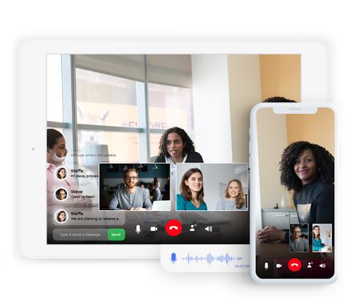 Omninos Solutions Google Video Calling API