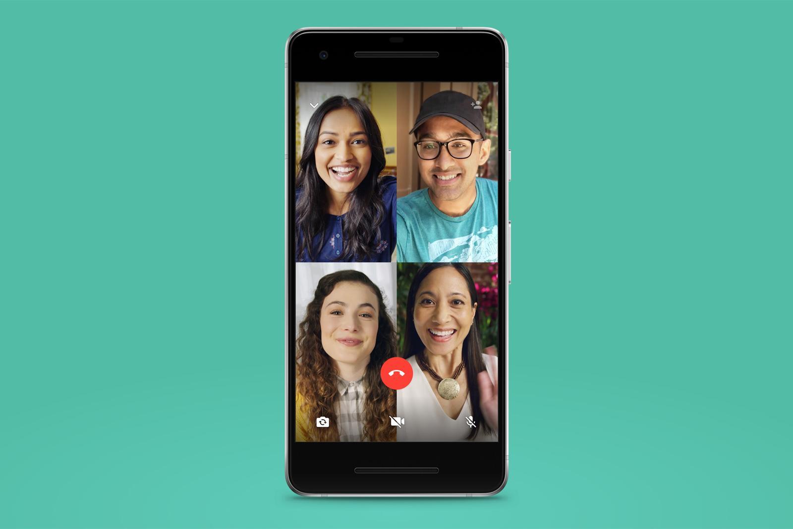 Omninos Solutions Whatsapp video calling API