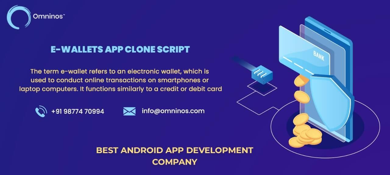 Omninos Solutions E-wallet Clone App Script