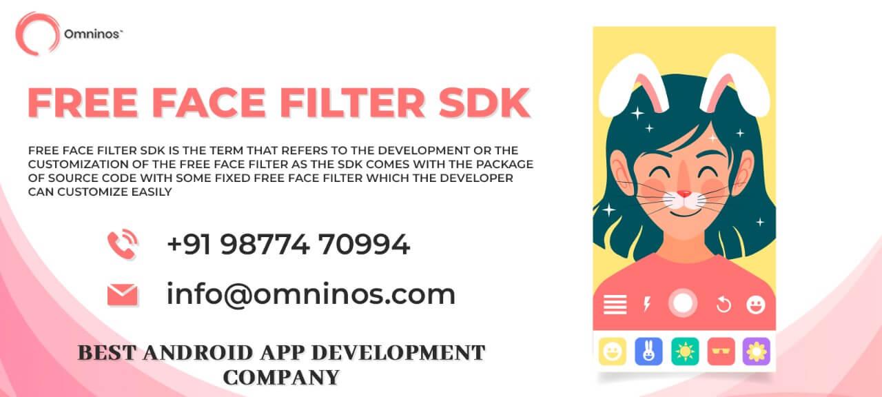 Omnninos Solutions Free Face Filter SDK