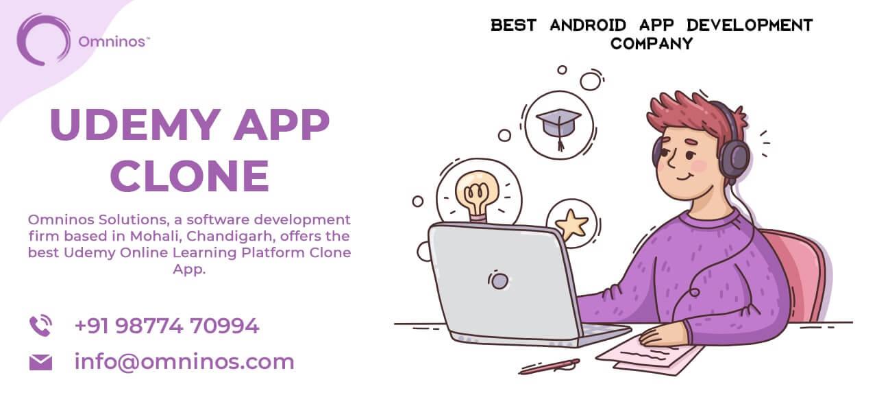 Omninos Solution Udemy app clone