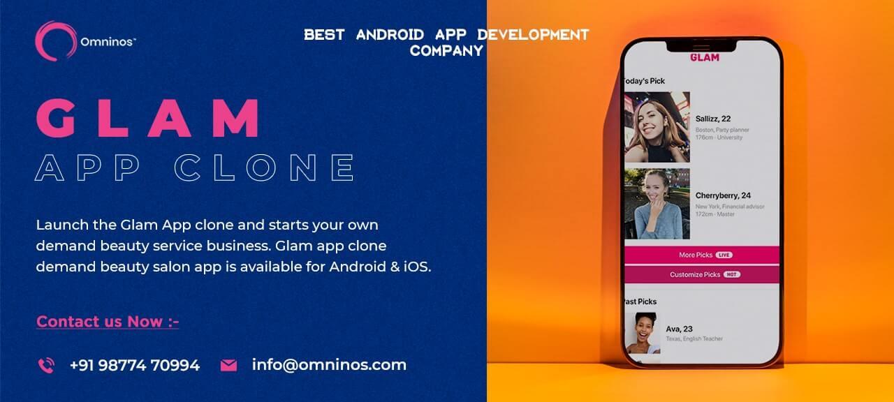 Omninos Solutions glam clone app development