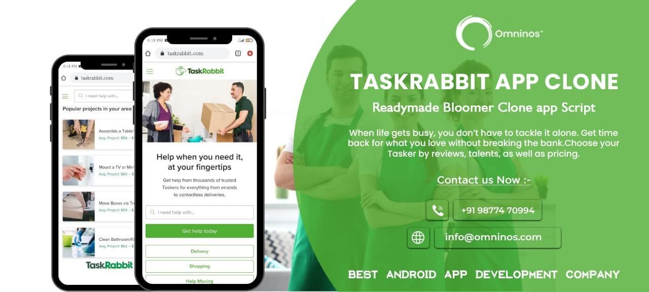 Omninos solutions task rabbit clone